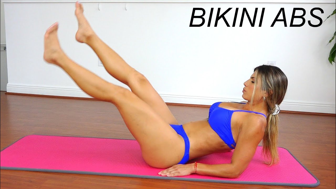 Booty bands workout for your butt, hips, and thighs
