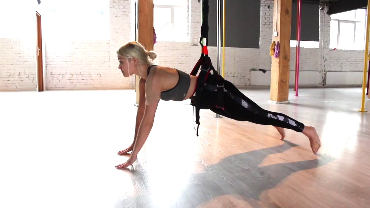 Bungee Gym - Lejdis Bungee workout - SAM's HEALTH and Fitness