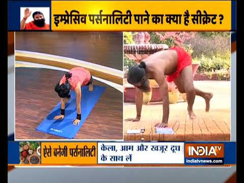 swami ramdev shares yoga tips for weight gain  sam's